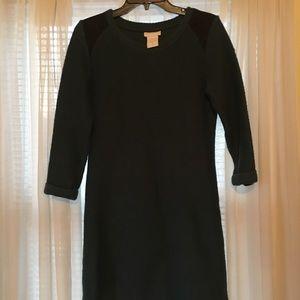 Dresses & Skirts - Soft Surroundings blue 3/4 length dress size M